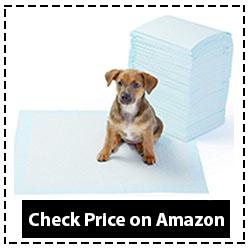 AmazonBasics Puppy Pads