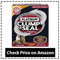 Arm & Hammer Clump & Seal Multi-Cat Litter
