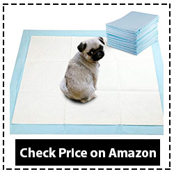 GOBUDDY Super Absorbent Pet Training Puppy Pads