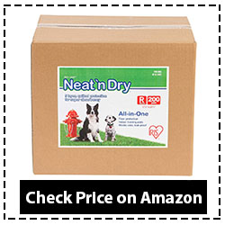 IRIS Neat 'n Dry Premium Pet Training Pads