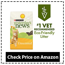 Purina Yesterday's News Unscented Litter