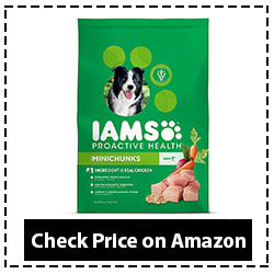 Minichunks Dry Dog Food by IAMS